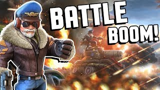 Battle Boom - CONTROL A MASSIVE FORCE! Become The Best Commander - Battle Boom Gameplay