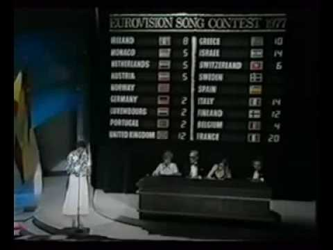 Eurovision 1977 - Voting Part 1/4