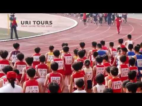 Pyongyang Marathon 2014 with Uri Tours