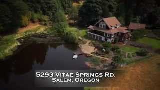 South Salem Home for sale on Private Lake | Salem real estate