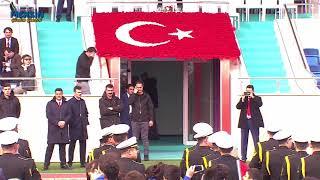 18 Mart Şehitleri Anma Günü ve Çanakkale Zaferi nin 103 Yılı Töreni