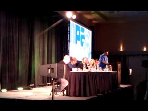 Fri Halo Universe Voice Actor Panel