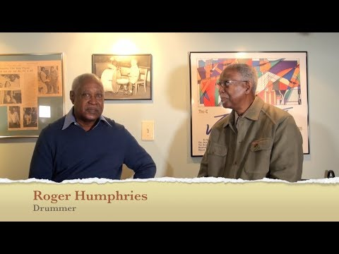 Roger Humphries Interview Part 1