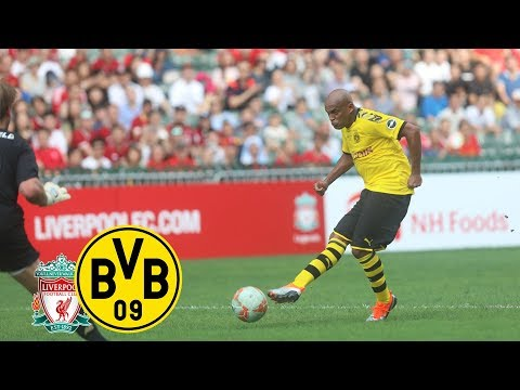 Liverpool FC Legends - BVB Legends 3-2 | Highlights