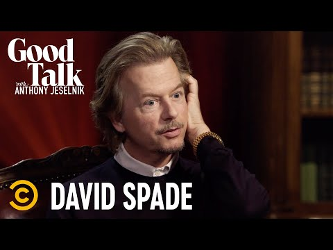 The Time David Spade Got Shown Up by a 12-Year-Old Girl - Good Talk with Anthony Jeselnik