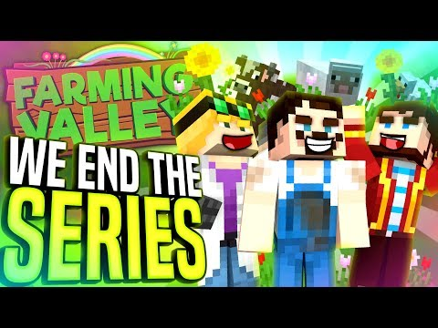 Minecraft Farming Valley #43 - We End The...