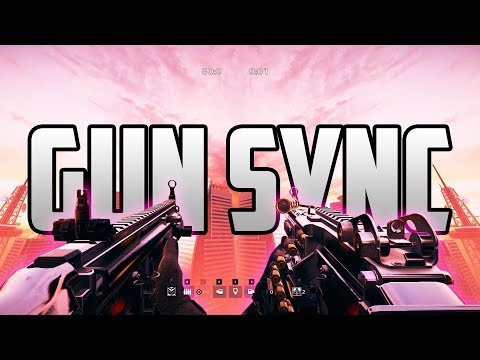 Rainbow Six: Siege Gun Sync  X Ambassadors, Machine Gun Kelly and Bebe Rexha  Home