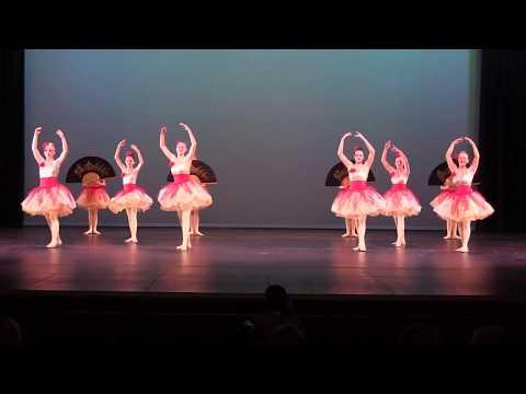 "Dance Magic & The Ballet School - Advanced Ballet I - ""Orient"""