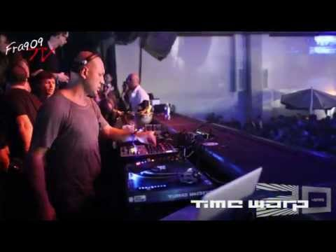 FRA909 Tv - MARCO CAROLA STARTING SET @ TIME WARP 2014 *20 YEARS*