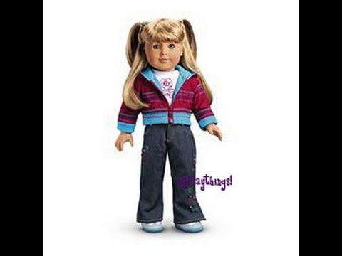 American Girl Doll Review 21 Ready For Fun Outfit 2004