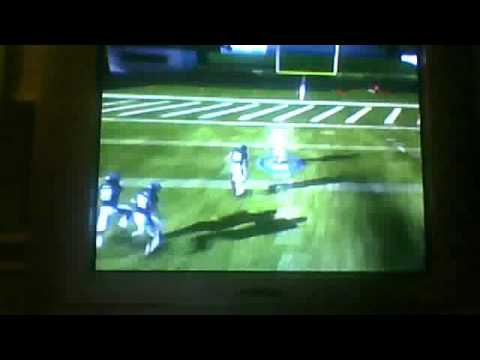devin hester /johhny knox/daneil manning kick off return highlights madden 11
