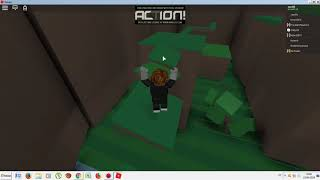 I put my account on the map that says give Robux (ROBLOX)