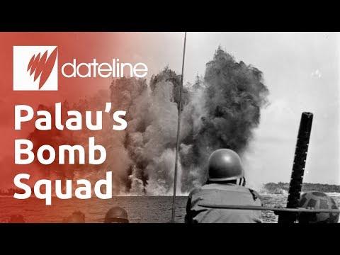 Palau's Bomb Squad