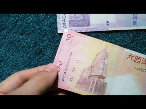 #Currency special part 48: Macao Pataca