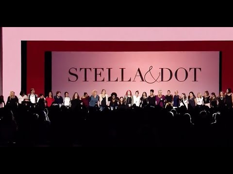 Stella & Dot Fashion Show
