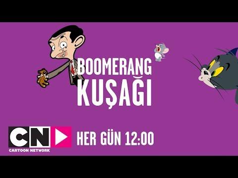 Boomerang Kuşağı | Cartoon Network Türkiye