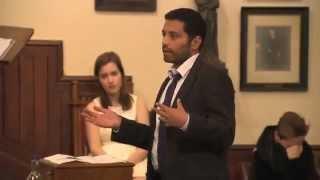 Cambridge Union Society God Debate (Oct. 2011) - WL Craig, PS Williams vs. A Copson, A Ahmed
