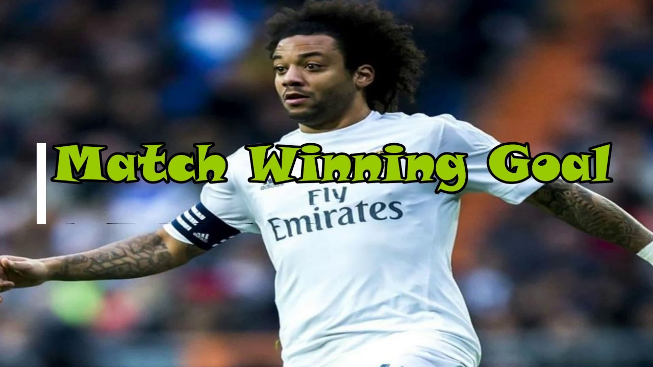 Download Marcelo match winning goal (Real Madrid vs Valencia)29/04/2017