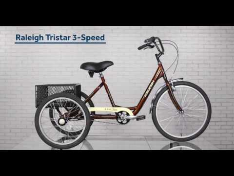 2018 Raleigh Tristar 3 Speed