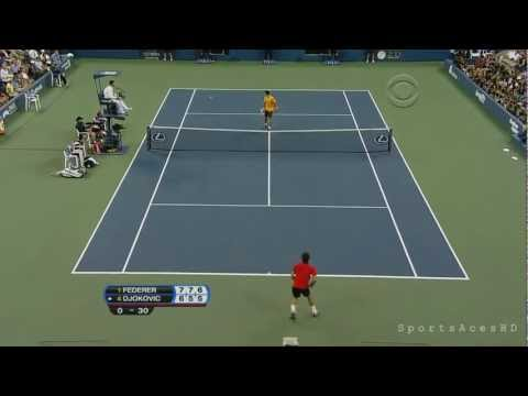 As we mourn the loss of Federer, here is something to cheer us up. Who remembers this?