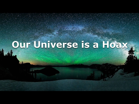 Debunking the Milky Way Galaxy - Outer Space is a hoax