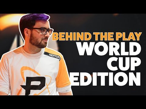 Behind the Play WORLD CUP EDITION - Presented by LF Gaming