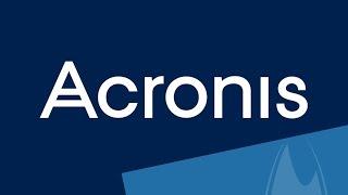 Как сделать загрузочную флешку с  Acronis True Image