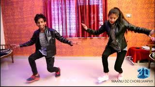 MAKHNA YO YO HONEY SINGH NEW SONG DANCE CHOREOGRAPHY BY MAANU DZ CREW