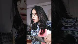 ĐỐ ANH BIẾT EM ĐANG NGHĨ GÌ ( Đen Vâu)- Acoustic cover by LyLy