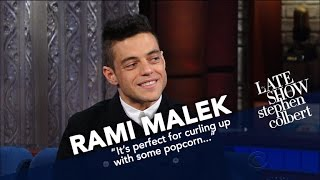 Download Video Rami Malek Had To Watch Queen Listen To Him Sing Queen MP3 3GP MP4