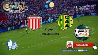 Estudiantes de La Plata vs Aldosivi en vivo |Super Liga Argentina Jormada 5