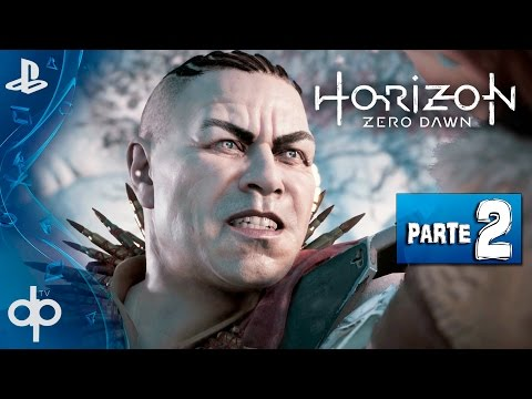 HORIZON ZERO DAWN Español Gameplay Parte 2 (PS4 PRO) Walkthrough   Mision - La Prueba 1080p
