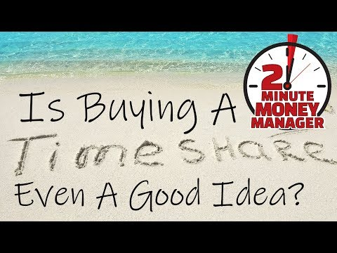 Is Buying A Timeshare Ever A Good Idea?