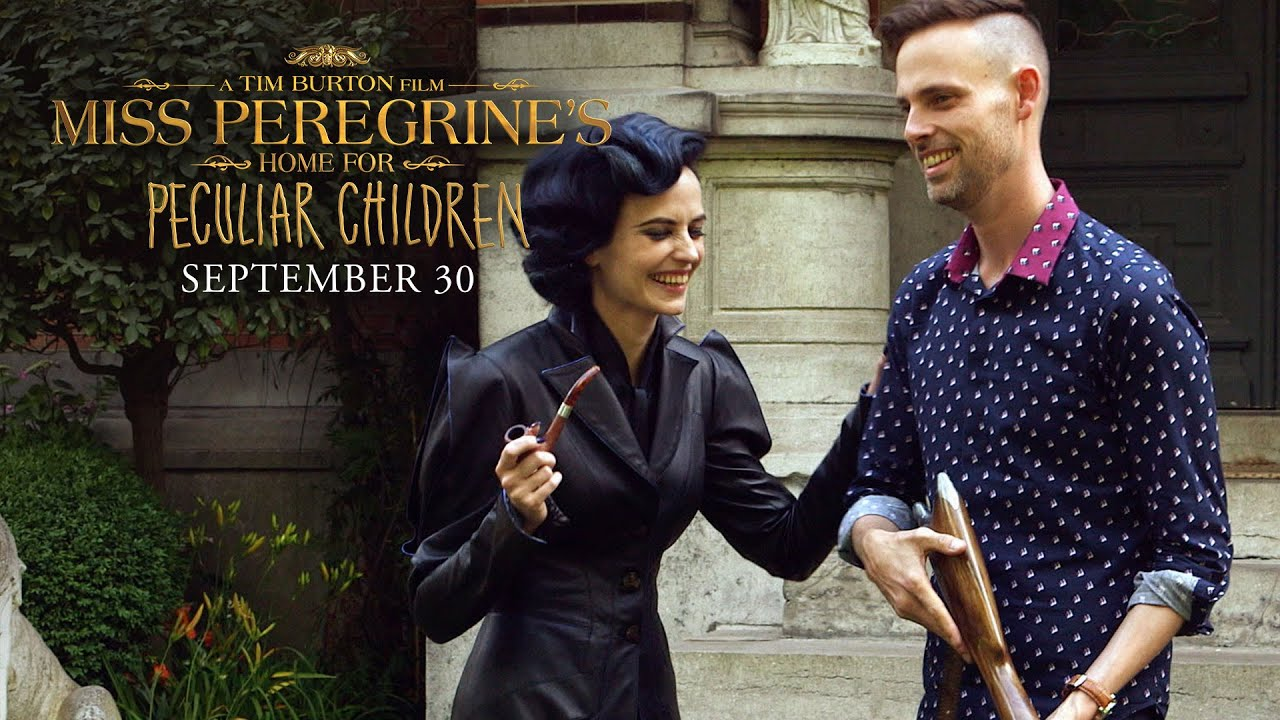 Miss Peregrine's Home For Peculiar Children | Set Tour with Ransom Riggs [HD] | 20th Century FO