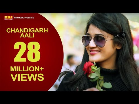 Haryanvi New Hit Song Full HD 2015   Chandigarh Aali   By Raju Panjabi(VR Bros)