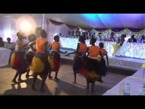Jeff & Charity's Wedding   Uganda 2015