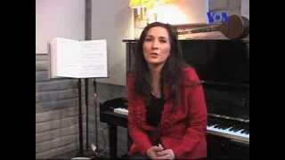 آشنایی با غزال فیلی خواننده موسیقی ایرانی