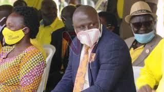 Pulezidenti Museveni ab'e Tororo alesse bamatidde 'enjiri' ye