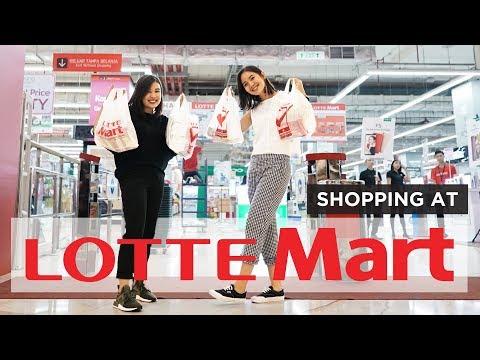 iSTYLE Indonesia #Hobbies - Belanja Produk Serba Korea di LOTTE Mart