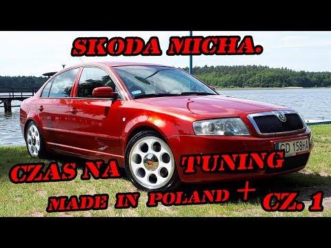 Skoda Micha. CZAS NA TUNING MADE IN POLAND PLUS.