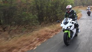 Test Driving the $34,000 Tesla-Wannabe Motorcycle