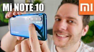 Xiaomi Mi Note 10 : TEST ! 5 Objectifs !