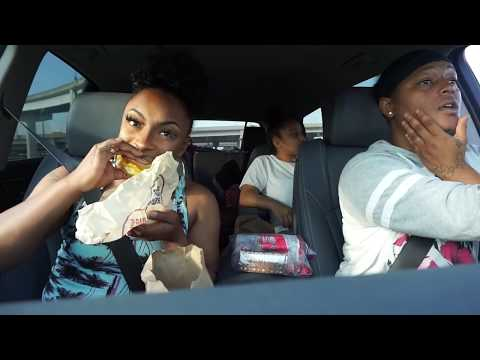 #travelvlog Burbon Strip Was Lit!|AAU Basketball Tournament|Travel With Me|Vlog