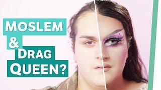 Muslimische Drag Queen: Wie reagieren die Eltern? Auf Klo