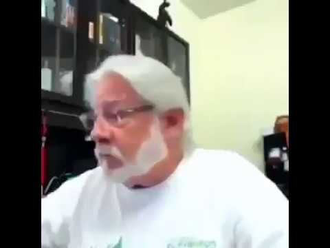 Old Man Hits Juul (Gone wrong like actually)