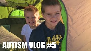 Autism Vlog #5: Different Kinds of Autism, Ian's Girlfriend, ABA, Losing a Tooth