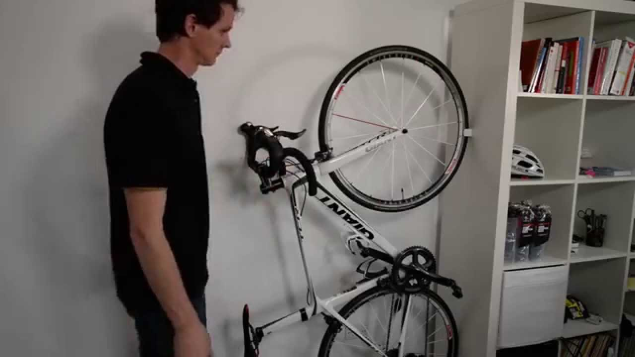 Installing The Clug Bicycle Holder Youtube