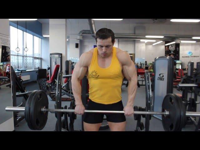 Прокачай свои трапециевидные мышцы, как положено. Шраги от Шреддера.