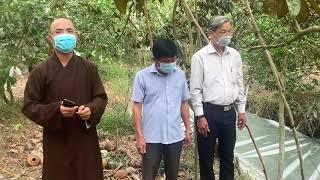 Trao tặng 100 túi nước ngọt cho bà con khắc phục hạn mặn tại xã Phú Long và xã Mỹ Long, Tiền Giang