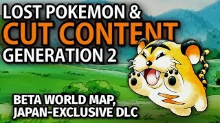 Pokemon Gold & Silver's Cut Content - Cities, DLC, Bosses & Pokemon - Dr Lava #14